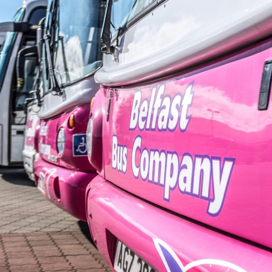 KERO Business Solutions have provided Belfast Bus Company backup solutions and server support
